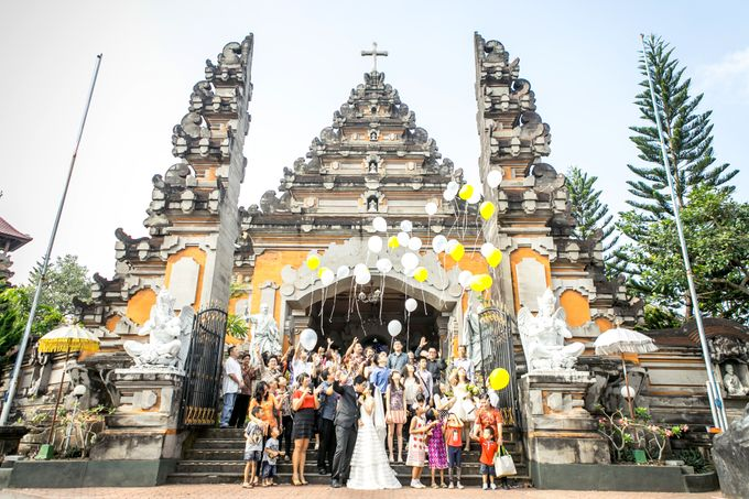 The Wedding of  Mr Iwan and Ms Wenny by Bali Wedding Atelier - 006
