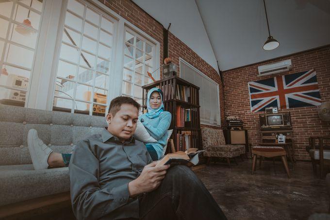 Prewedding Mega & Adrian by Gracio Photography - 012