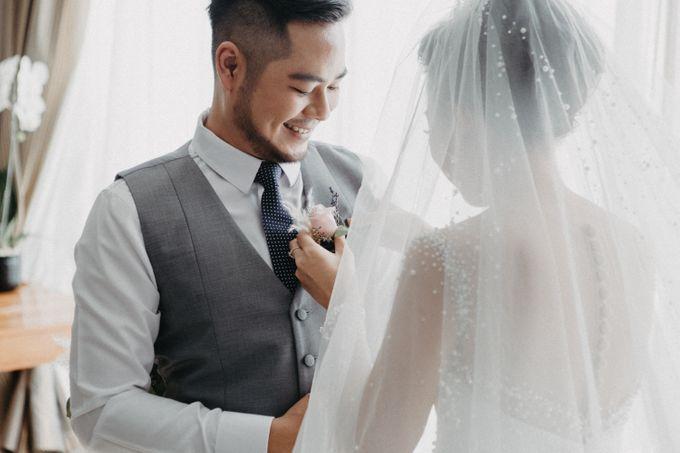 Weddingday Ricky & Inggrid by Topoto - 020