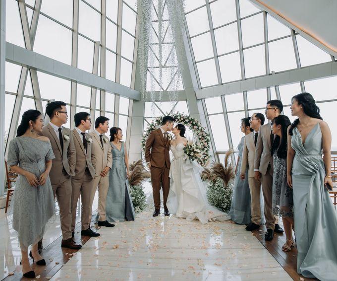 Bali Wedding of Dennis & Megan by Lentera Wedding - 003