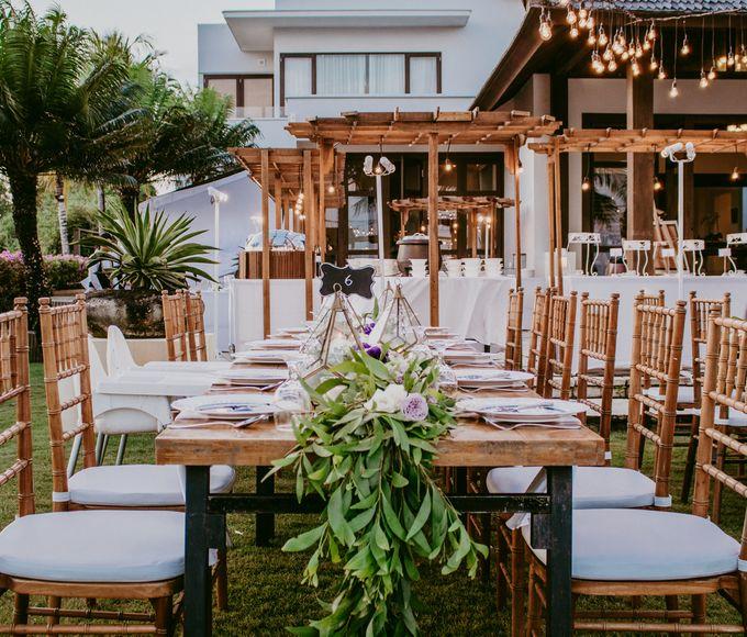 Lyn Lee Wedding by The Surga Villa Estate - 025
