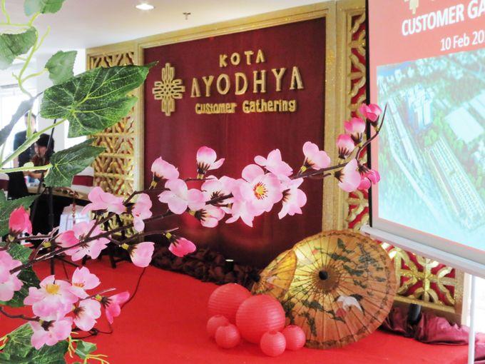 Kota Ayodhya by Veéh Floral Atelier - 001