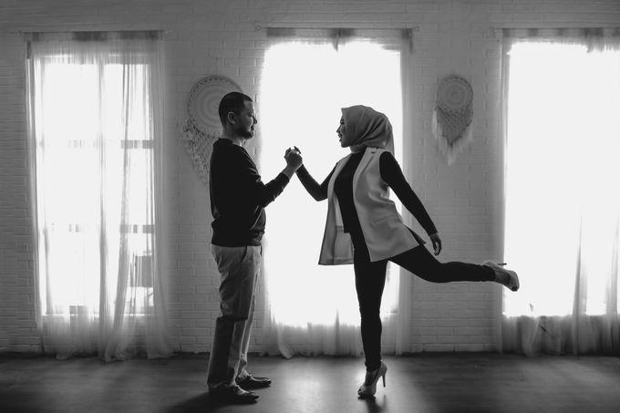 Vinda & Okie Pre-Wedding by Speculo Weddings - 004