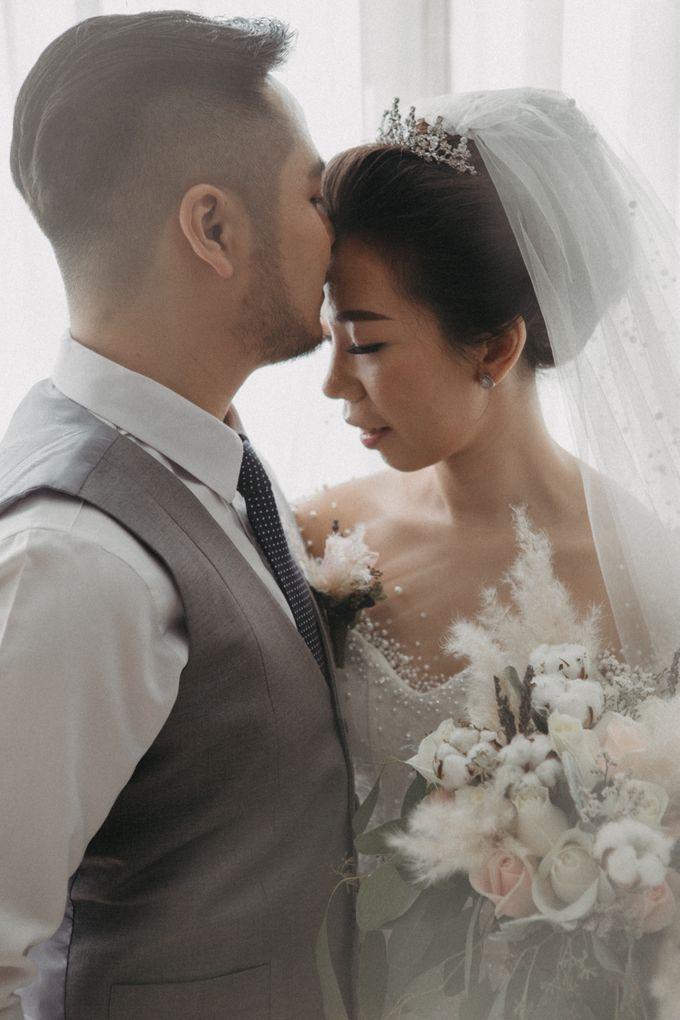 Weddingday Ricky & Inggrid by Topoto - 022