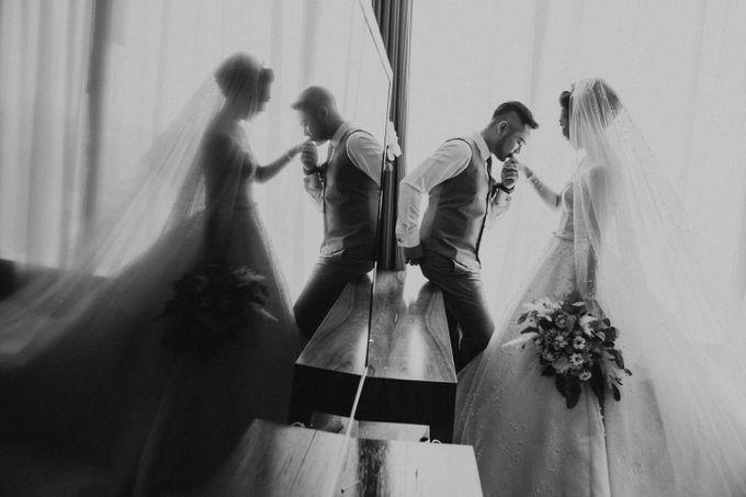 Weddingday Ricky & Inggrid by Topoto - 023