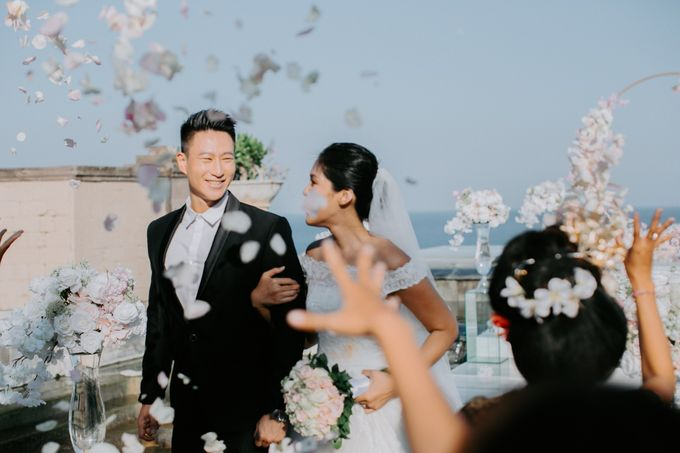 Wiwaha Water Wedding by Hilton Bali Resort - 001