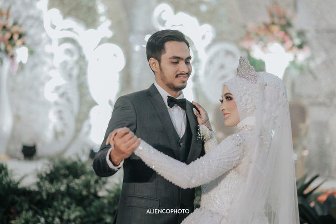 Smesco Convention Hall Wedding of Nadya & Ali by alienco photography - 034