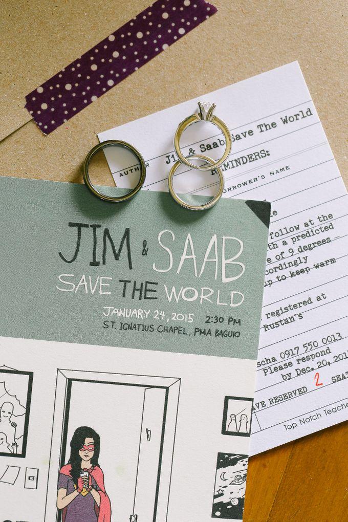 Saab & Jim by Verse Studios - 001
