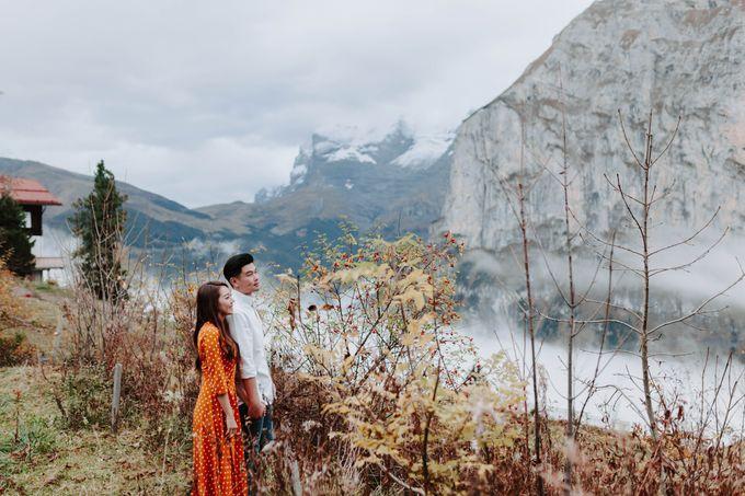 Switzerland | Daniel & Evelyn by JOHN HO PHOTOGRAPHY - 006