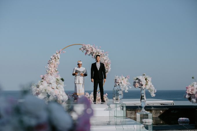 Wiwaha Water Wedding by Hilton Bali Resort - 007