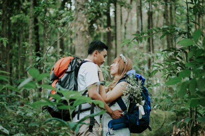 Prewedding Beny & Tya by Hyra Story - 006