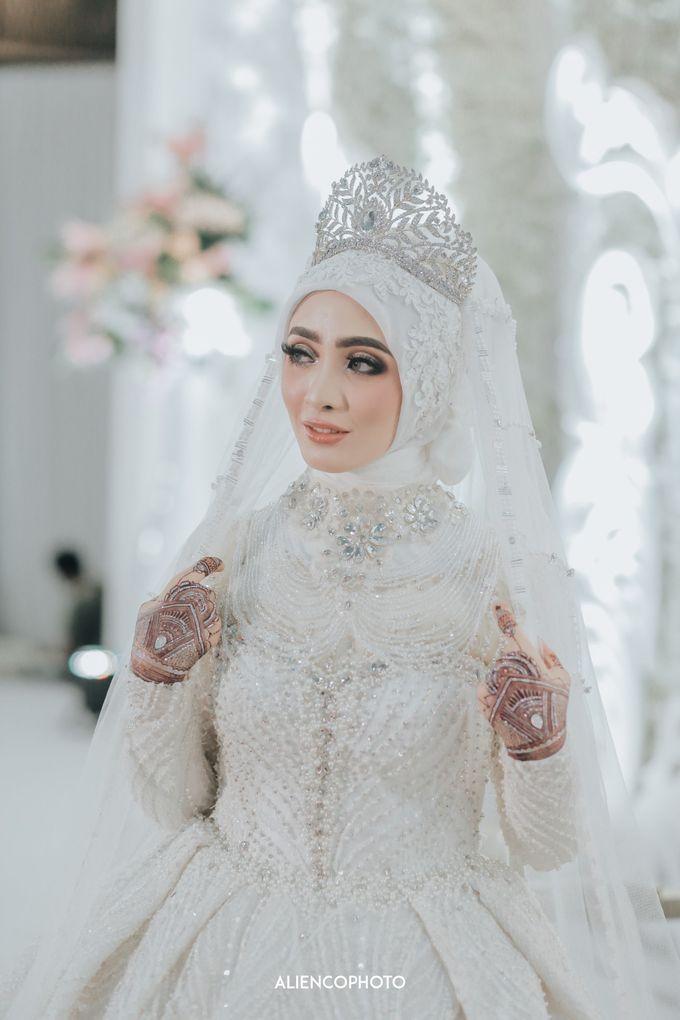 Smesco Convention Hall Wedding of Nadya & Ali by alienco photography - 035