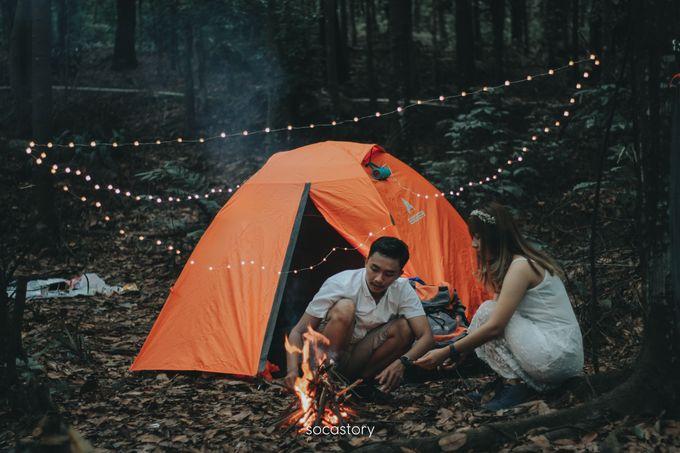 Prewedding Beny & Tya by Hyra Story - 004