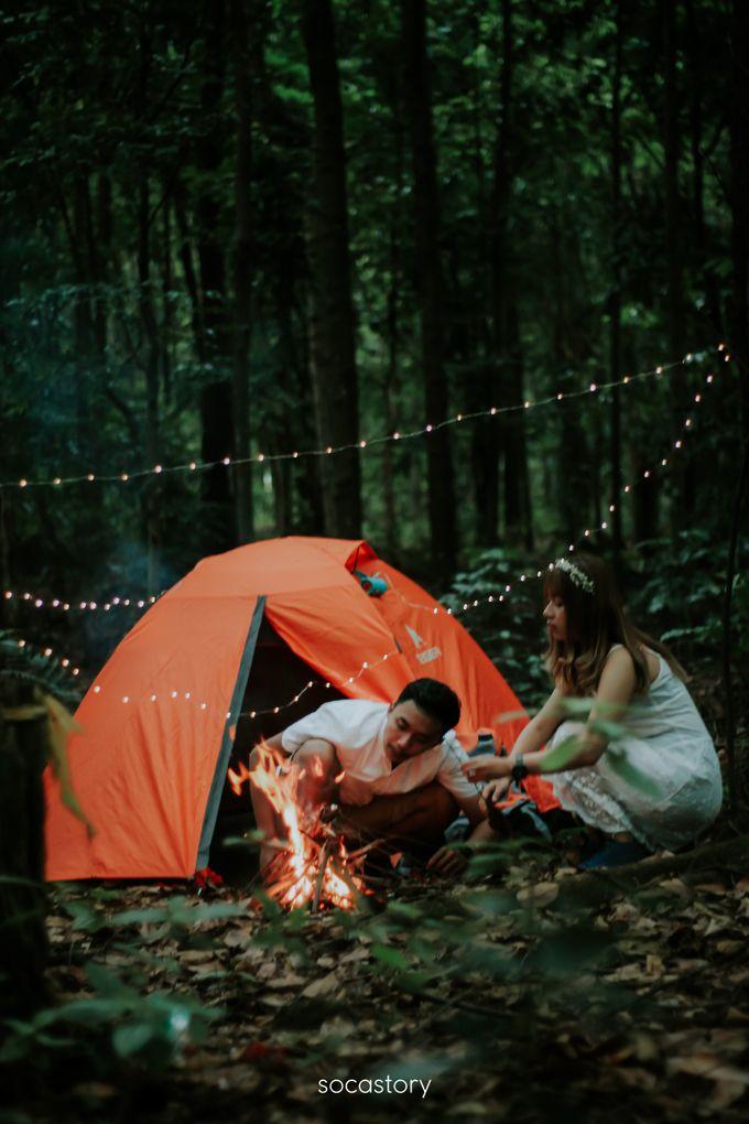 Prewedding Beny & Tya by Hyra Story - 001