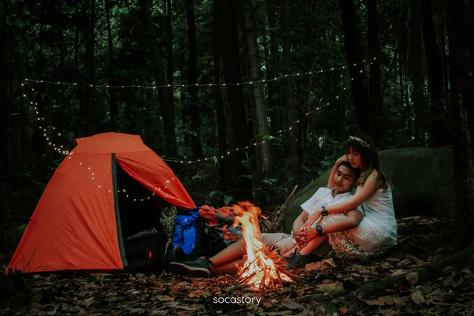 Prewedding Beny & Tya by Hyra Story - 002