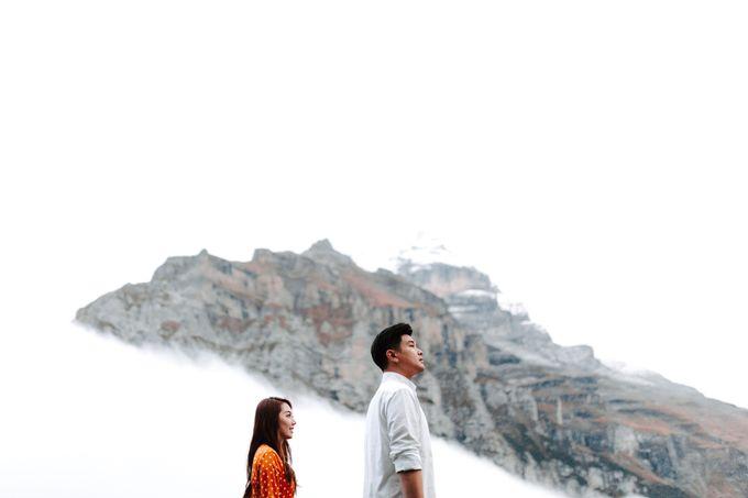 Switzerland | Daniel & Evelyn by JOHN HO PHOTOGRAPHY - 012