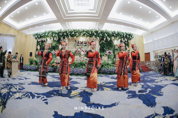 Mandailing Wedding Of Aldy & Marsha by Alfabet Catering - 009