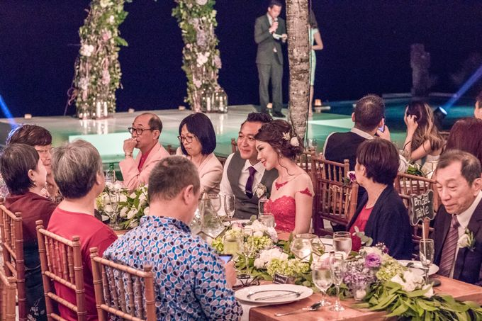 Lyn Lee Wedding by The Surga Villa Estate - 030
