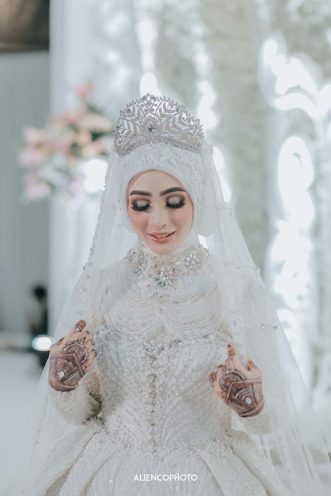 Smesco Convention Hall Wedding of Nadya & Ali by alienco photography - 036