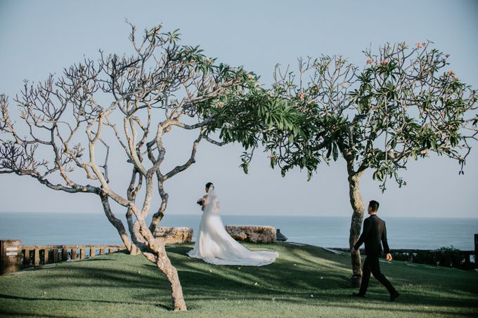 Wiwaha Water Wedding by Hilton Bali Resort - 008