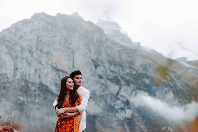 Switzerland | Daniel & Evelyn by JOHN HO PHOTOGRAPHY - 034