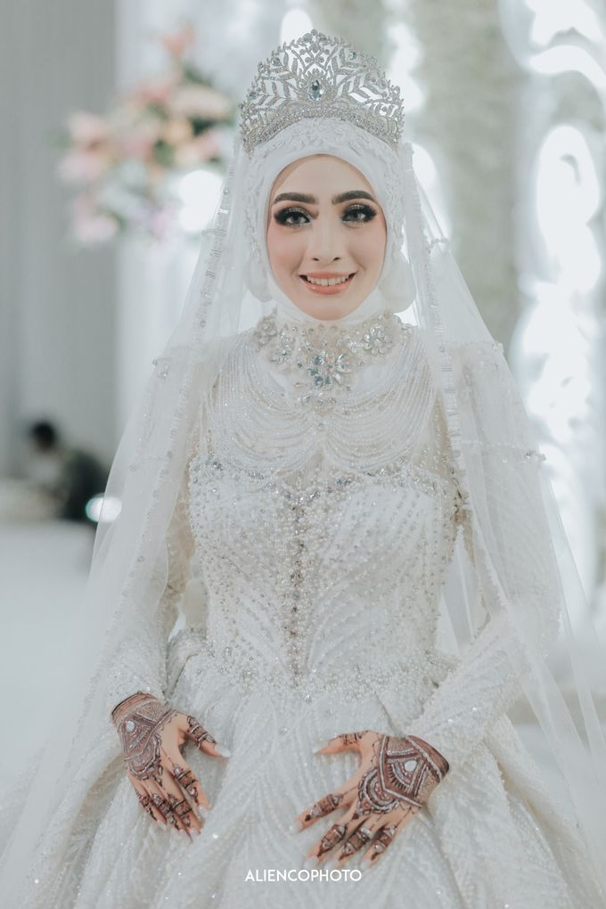 Smesco Convention Hall Wedding of Nadya & Ali by alienco photography - 037