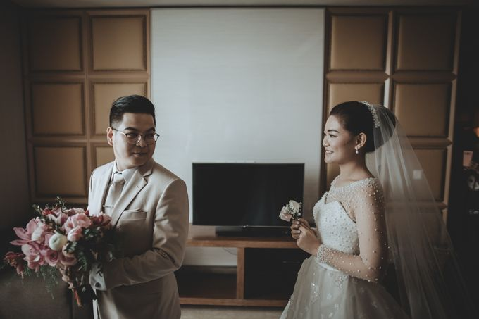 Anton & Cynthia Wedding Day by Chroma Pictures - 029