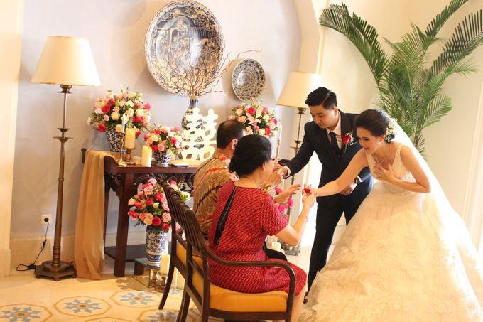 Ferry and Erlin Wedding by Rumah Luwih Beach Resort - 002