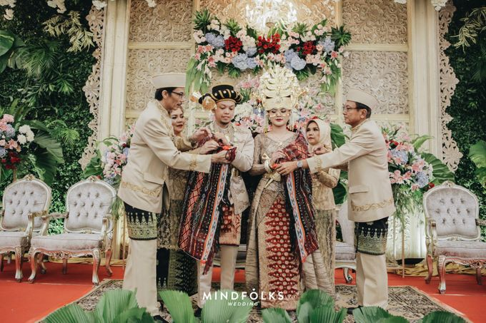Mandailing Wedding Of Aldy & Marsha by Alfabet Catering - 010