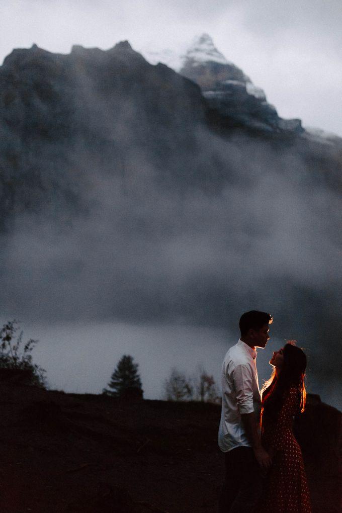 Switzerland | Daniel & Evelyn by JOHN HO PHOTOGRAPHY - 020