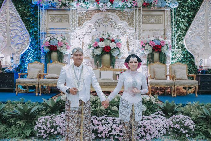 Rara & Adietya by Simple Wedding Organizer - 004
