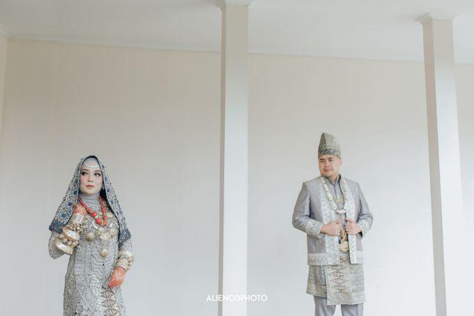 PURI ARDHYA GARINI WEDDING OF NIA & AFFAN by alienco photography - 040