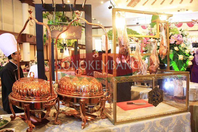 Wedding Widya & Ghufran by Sonokembang Catering - 004