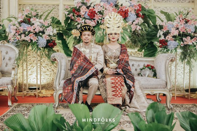 Mandailing Wedding Of Aldy & Marsha by Alfabet Catering - 011