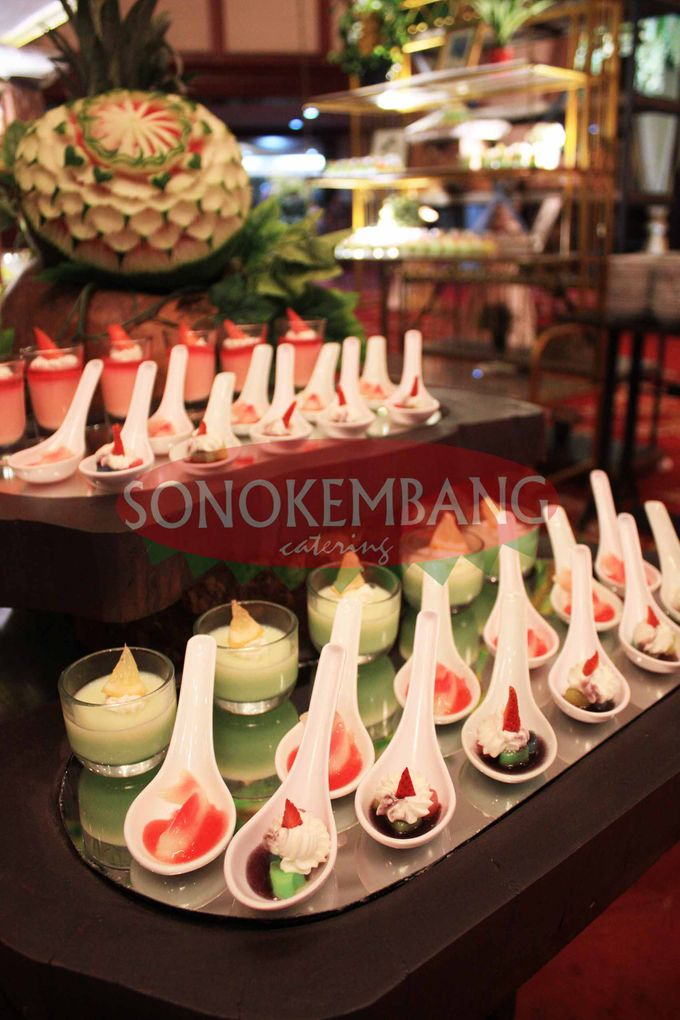Wedding of Matt & Mira by Sonokembang Catering - 014