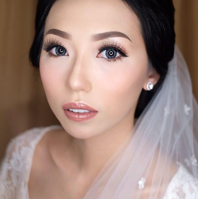 My Bride 2017 by VA Make Up Artist - 016