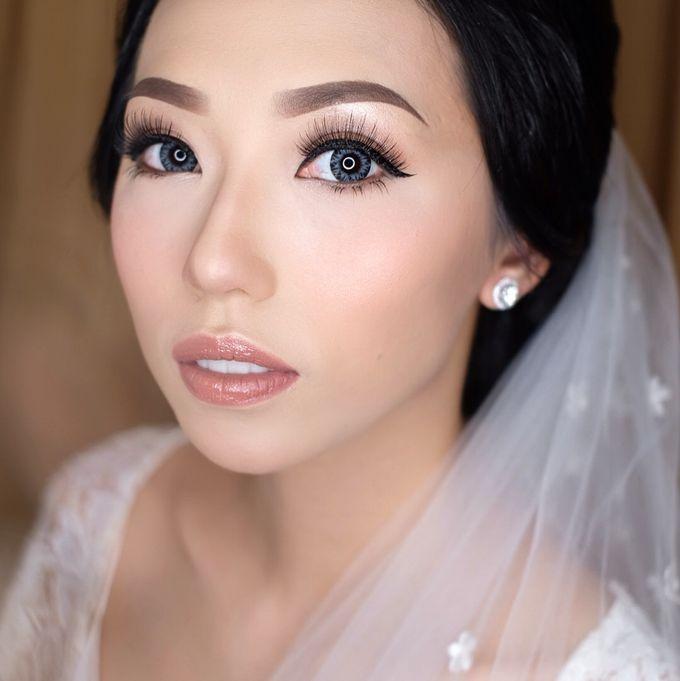 My Bride 2017 by VA Make Up Artist - 017