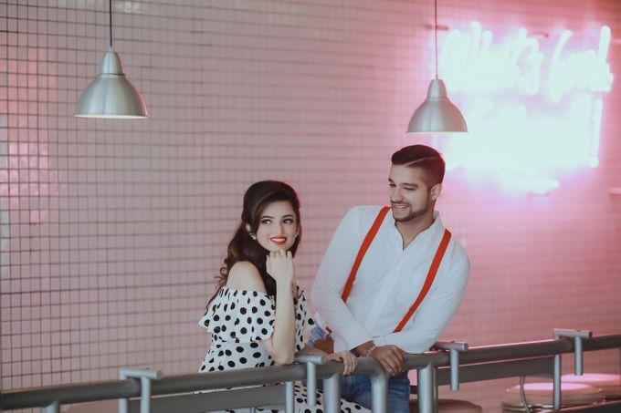 Sanjay & Aneshya Prewedding by Little Collins Photo - 028