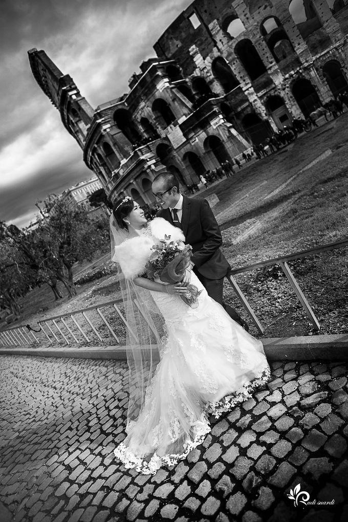ROME  ITALY Sherly Prewedding by Therudisuardi - 031