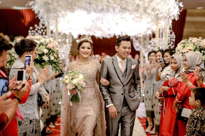 The Wedding of Gwen & Fahmi by Bondan Photoworks - 035