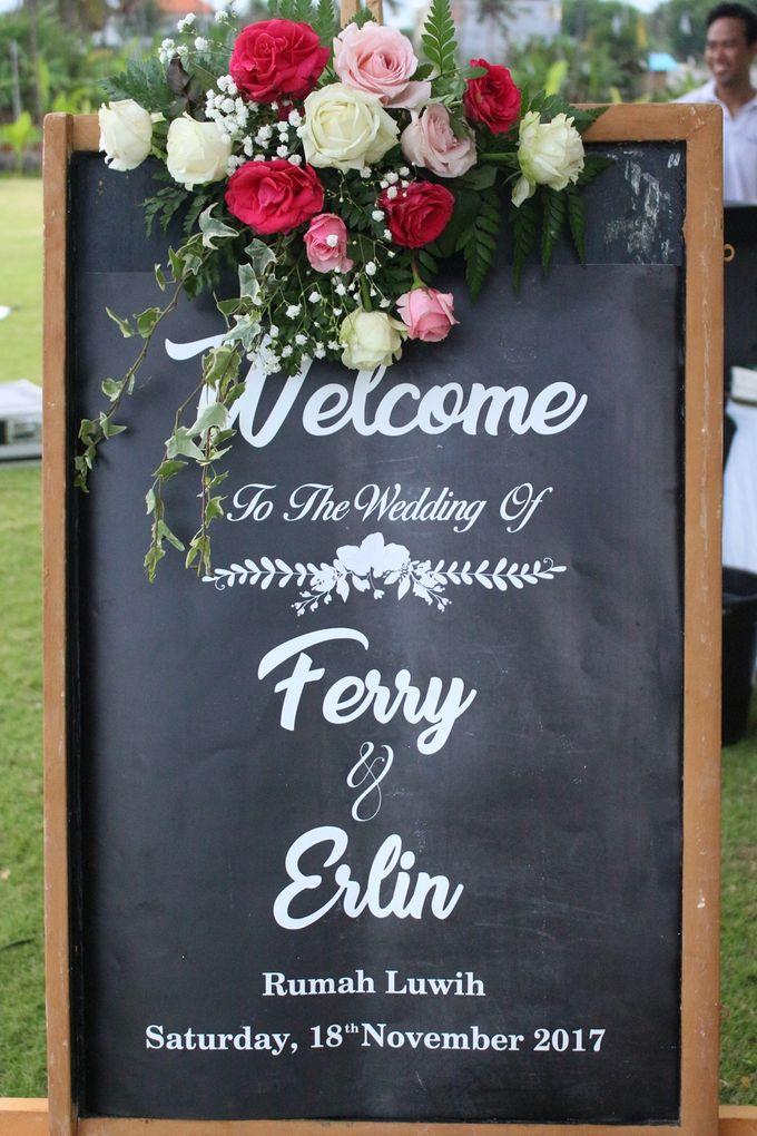 Ferry and Erlin Wedding by Rumah Luwih Beach Resort - 010