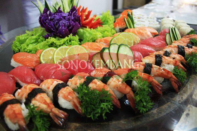 Wedding of Matt & Mira by Sonokembang Catering - 016
