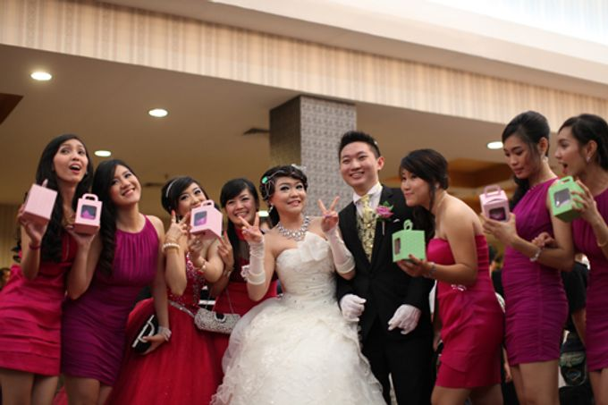 the wedding of Rudy & Yolin - 26 Oktober 2012 by Full House the organizer & entertainment - 020