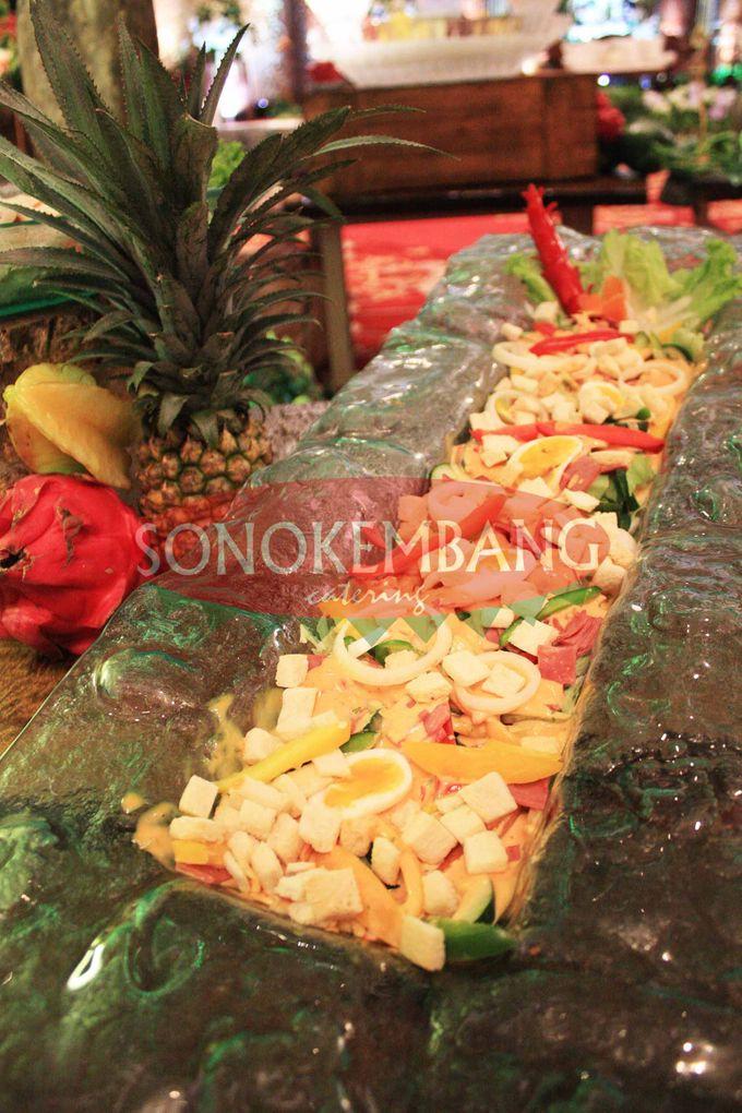Wedding of Matt & Mira by Sonokembang Catering - 021