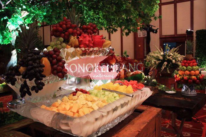 Wedding of Matt & Mira by Sonokembang Catering - 023