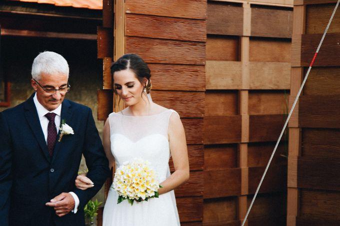 Wedding of Danusia & Marvin by Bali Dynasty Resort - 015
