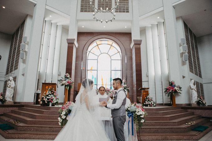 Weddingday Ricky & Inggrid by Topoto - 024