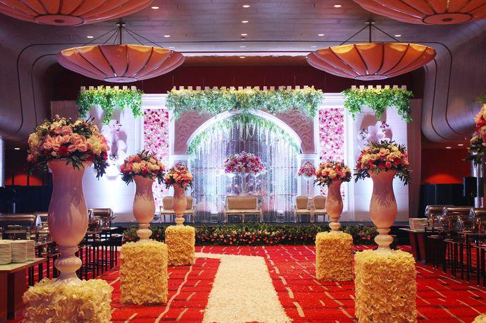 Our Ballroom by GRAND MERCURE Jakarta Harmoni - 022