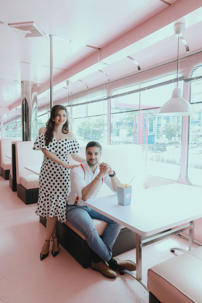 Sanjay & Aneshya Prewedding by Little Collins Photo - 023