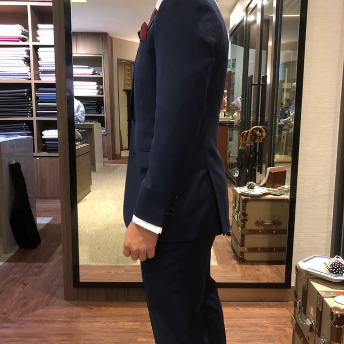 The evergreen Blue by Joe's Tailoring - 004